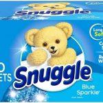 CHEAP Snuggle Fabric Softener Sheets! Stock Up!!