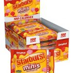 Starburst Minis on Sale - Get 12 Packs for as low as $5.66!
