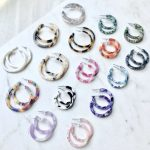 Tortoise Hoop Earrings on Sale for $7.99 (Reg. $18) + FREE Shipping!
