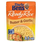 Uncle Ben's Ready Rice on Sale for as low as $1.07 per Pouch!