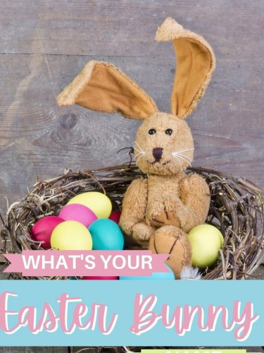 What's Your Easter Bunny Name?
