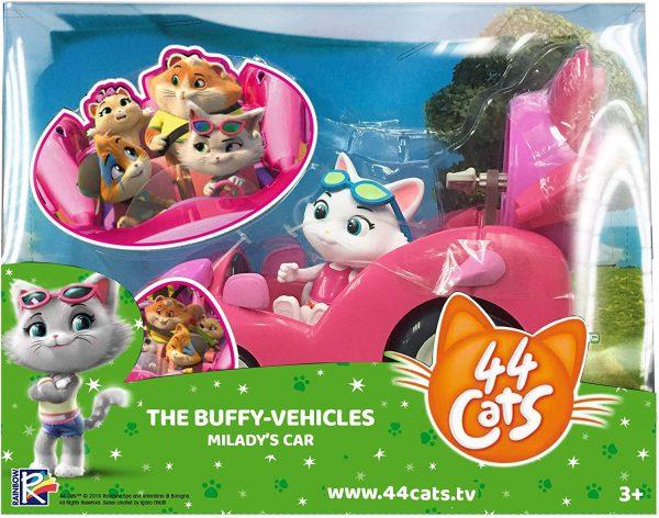44 Cats Vehicle