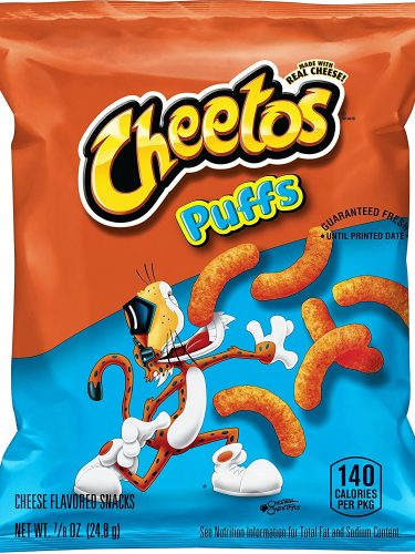 Cheetos Puffs on Sale! Get this 40-Count Pack for as low as $9.50!