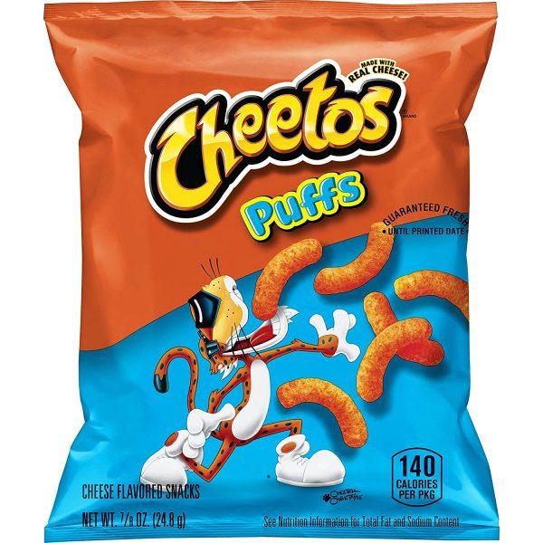 Cheetos Puffs on Sale