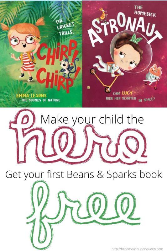 Beans & Sparks Kids Book Club