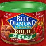 Blue Diamond Almonds Sriracha Almonds as low as $2.40!