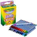 Crayola Glitter Crayons on Sale for $2.94! Kids will LOVE These!
