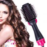 Get Salon-Style Blowouts with this Hair Dryer Brush!