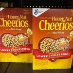 Honey Nut Cheerios Cereal as low as $1.69!