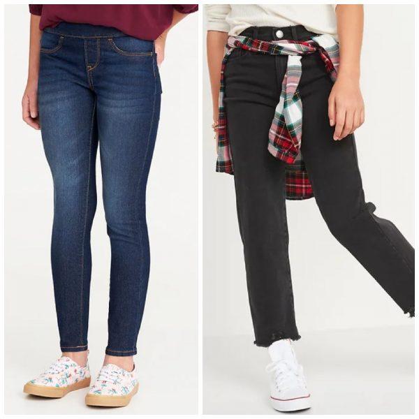 Girls Jeans on Sale