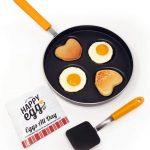 SUPER Cool Egg and Pancake Pan on Sale + 20% off Coupon!