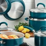 Rachael Ray Cookware on Sale! Get a 13-Piece Set for less than $100!