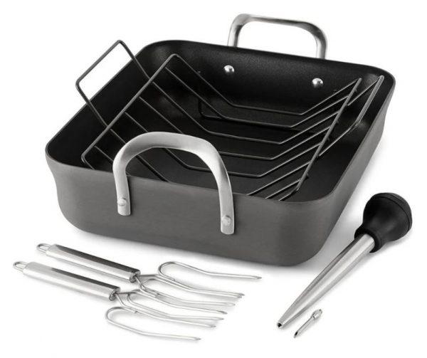 Calphalon Roasting Pan Set