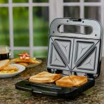 Sandwich Maker Grill on Sale! A Must-Have if you Love Sandwiches!