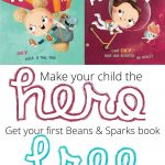 Beans & Sparks Kids Book Club - Get Your First Book FREE!