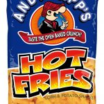 Andy Capp's Hot Fries on Sale PLUS 20% off Coupon! Only $0.99 a Bag!