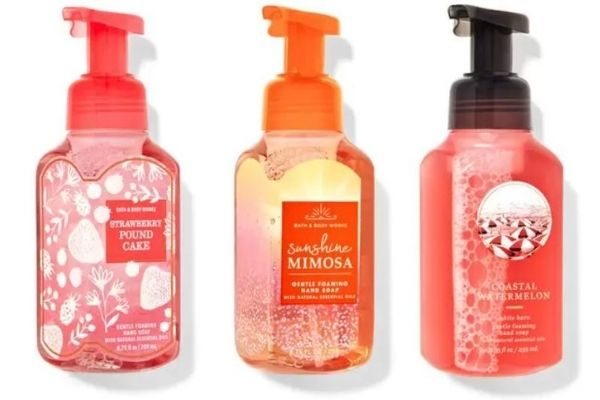 Bath & Body Works Hand Soap on Sale