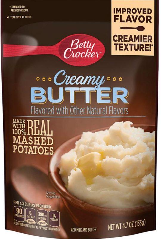 Betty Crocker Homestyle Potatoes