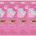 Bic Silky Touch Razors on Sale for as low as $0.70 per 10-Pack!!