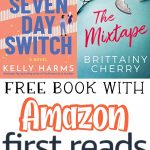 June Amazon First Reads Books - Get TWO Books for FREE!