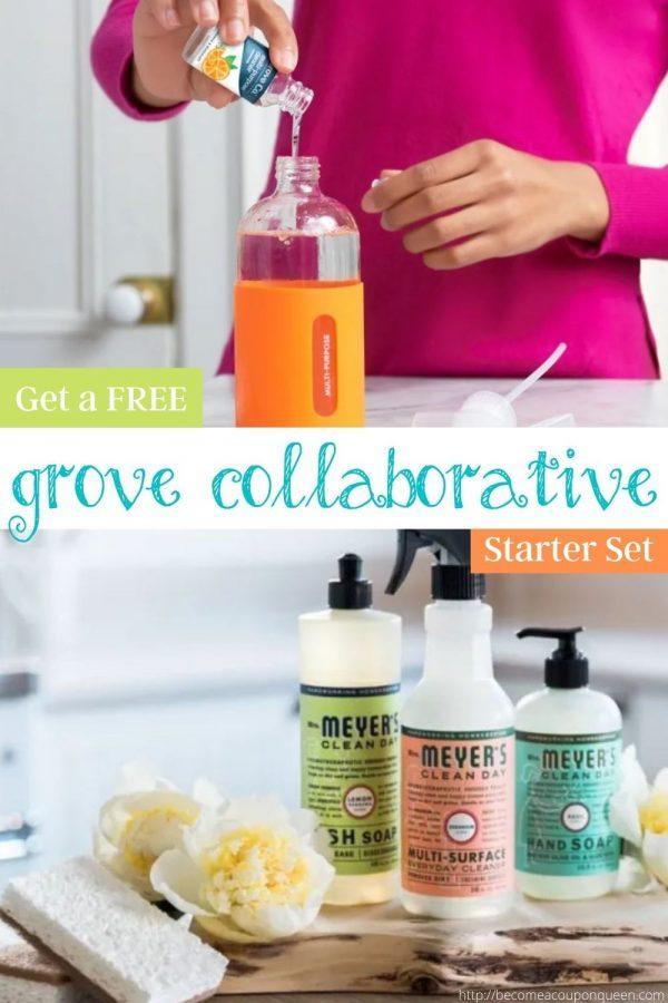 FREE Grove Collaborative Set