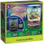 SUPER COOL Creativity for Kids Grow 'n Glow Terrarium Only $10.49!