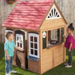 KidKraft Playhouse on Sale! CUTE Wooden Playhouse 50% off Today Only!