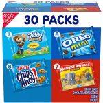 Nabisco Cookies Variety Pack as low as $0.19 per Pack of Cookies!