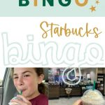 Starbucks Bingo Game! Earn Stars to Redeem for Food & Drink! Ends 6/20