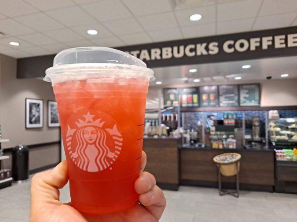 Target Starbucks Cafe Discounts