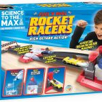 Rocket Race Car Science Experiment Only $8.60 (Was $30)! SO COOL!