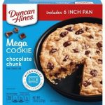 Duncan Hines Pan Cookie Mix as low as $1.70! Comes with Cookie Mix & Pan!