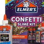 Elmer's Confetti Slime Kit Only $5.39 (Was $12)! Grab for your Gift Closet!