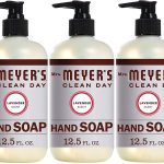 Mrs. Meyer's Hand Soap on Sale! Get 3 Bottles for as low as $9.89!