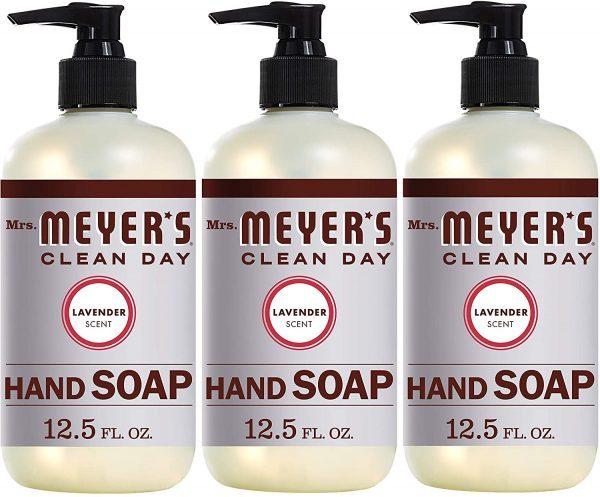 Mrs. Meyer's Hand Soap on Sale