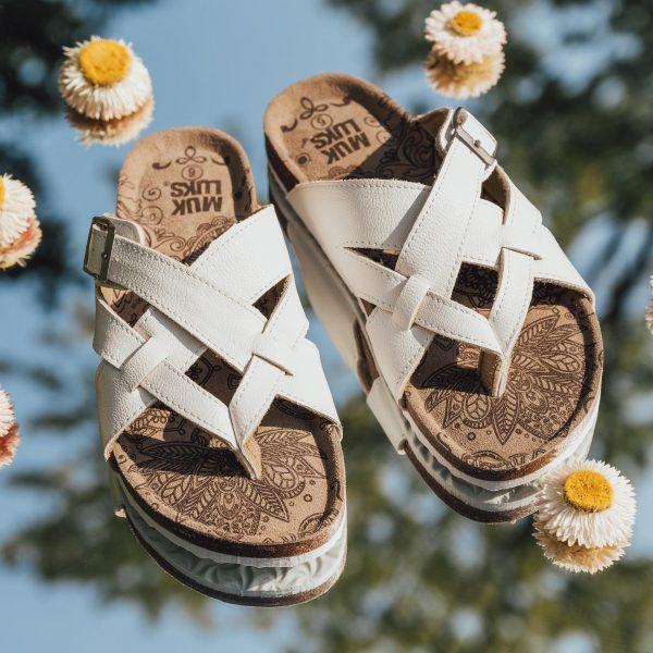 MUK LUKS Sandals on Sale