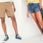 Old Navy Shorts on Sale for 50% off Today Only, 6/14!
