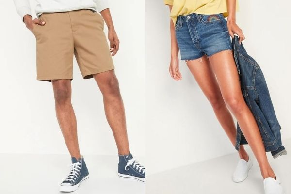 Old Navy Shorts on Sale