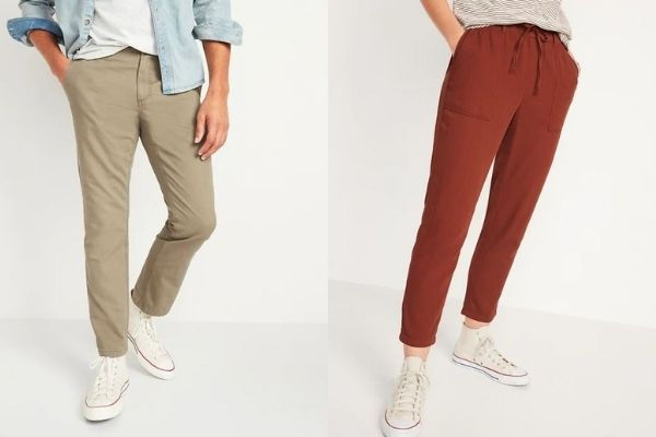Old Navy Pants on Sale