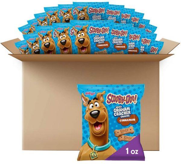 Scooby-Doo Graham Cracker Snacks