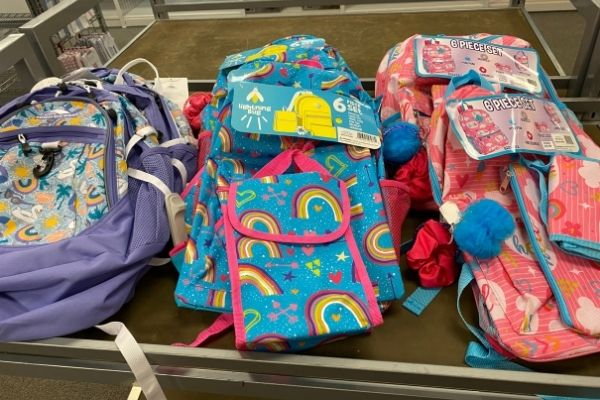 Backpack & Lunch Box Sets on Sale