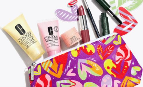 FREE Clinique Gift Set