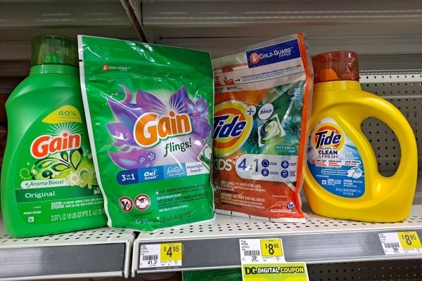 Dollar General Laundry Deals