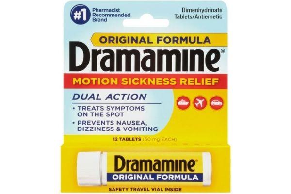 Dramamine on Sale