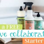 FREE Grove Collaborative Set! Get a 4-Piece Mrs. Meyer's Set for FREE!