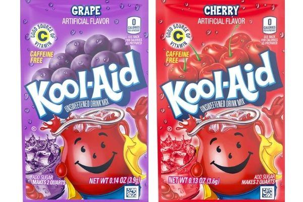Kool-Aid Packets