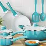 Mainstays Ceramic Nonstick 12-Piece Cookware Set Only $39.97 - Half the Price of the Food Network Set!