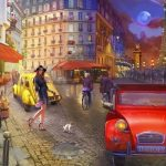 Jigsaw Puzzle Deals! A Stroll in Paris 1,000 Piece Puzzle Only $7!