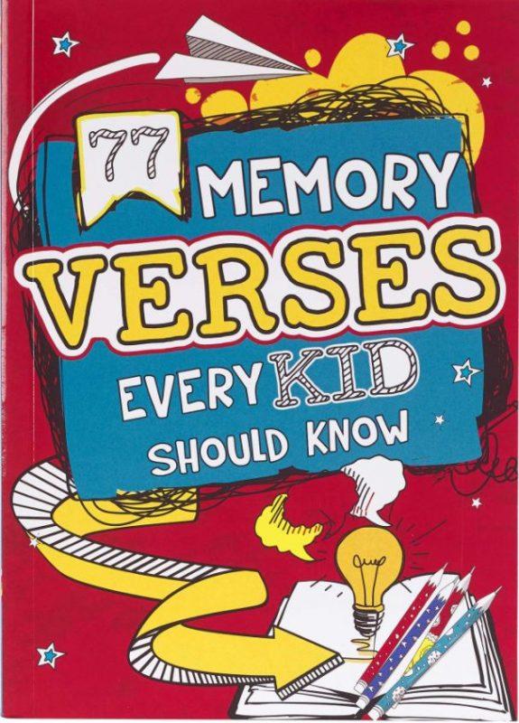Memory Verses for Kids