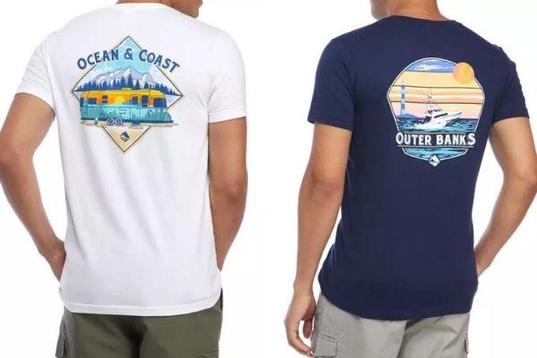 Ocean + Coast Tees on Sale